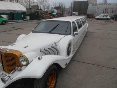 Ремонт лимузина