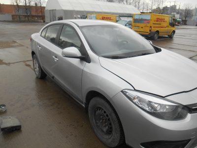 Кузовной ремонт и покраска Renault