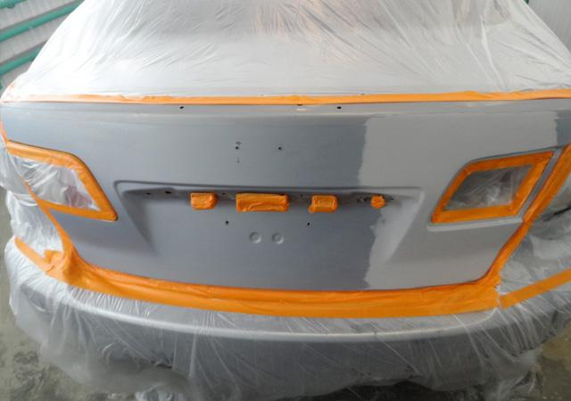 Заказать Покраска багажника в Санкт-Петербурге