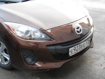 Кузовной ремонт и покраска Mazda