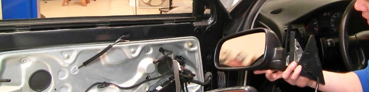 Услуги по замене дверей автомобиля в СПб
