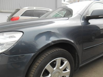 Кузовной ремонт и покраска Skoda