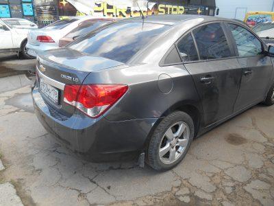 Кузовной ремонт и покраска Chevrolet Cruse